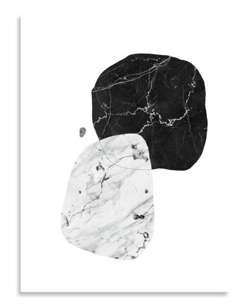 Affiche stones