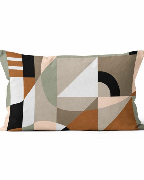 Abstract art cushion bobby